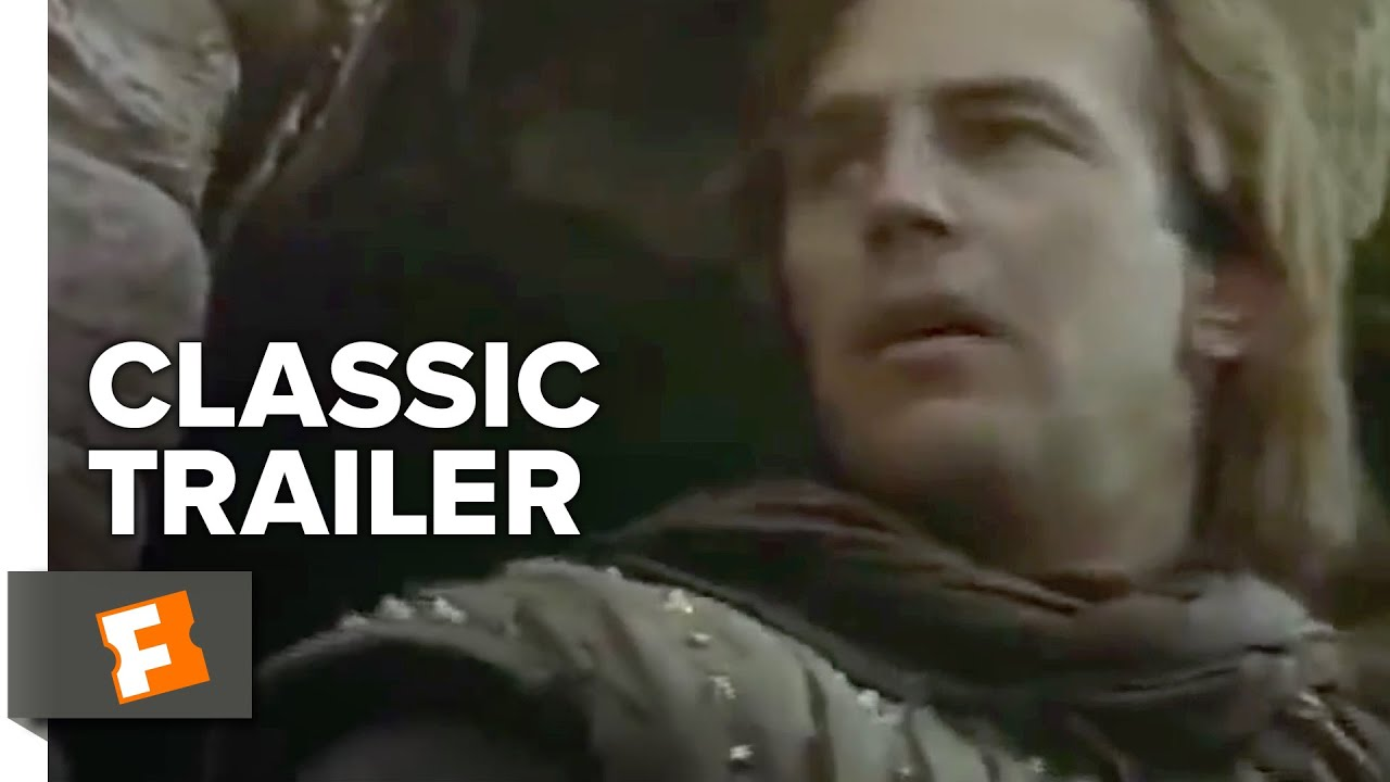 Trailer för Robin Hood: Prince of Thieves