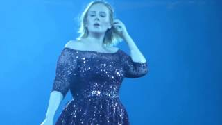 Adele Live *I Miss You* Brisbane @ Gabba 5/03/17