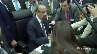 Risk of no OPEC deal is real, Saudi energy minister says   Street Signs Europe