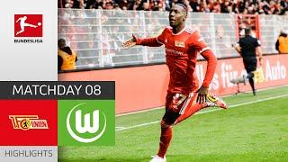 Union Berlin 2-0 VfL Wolfsburg Pekan 8