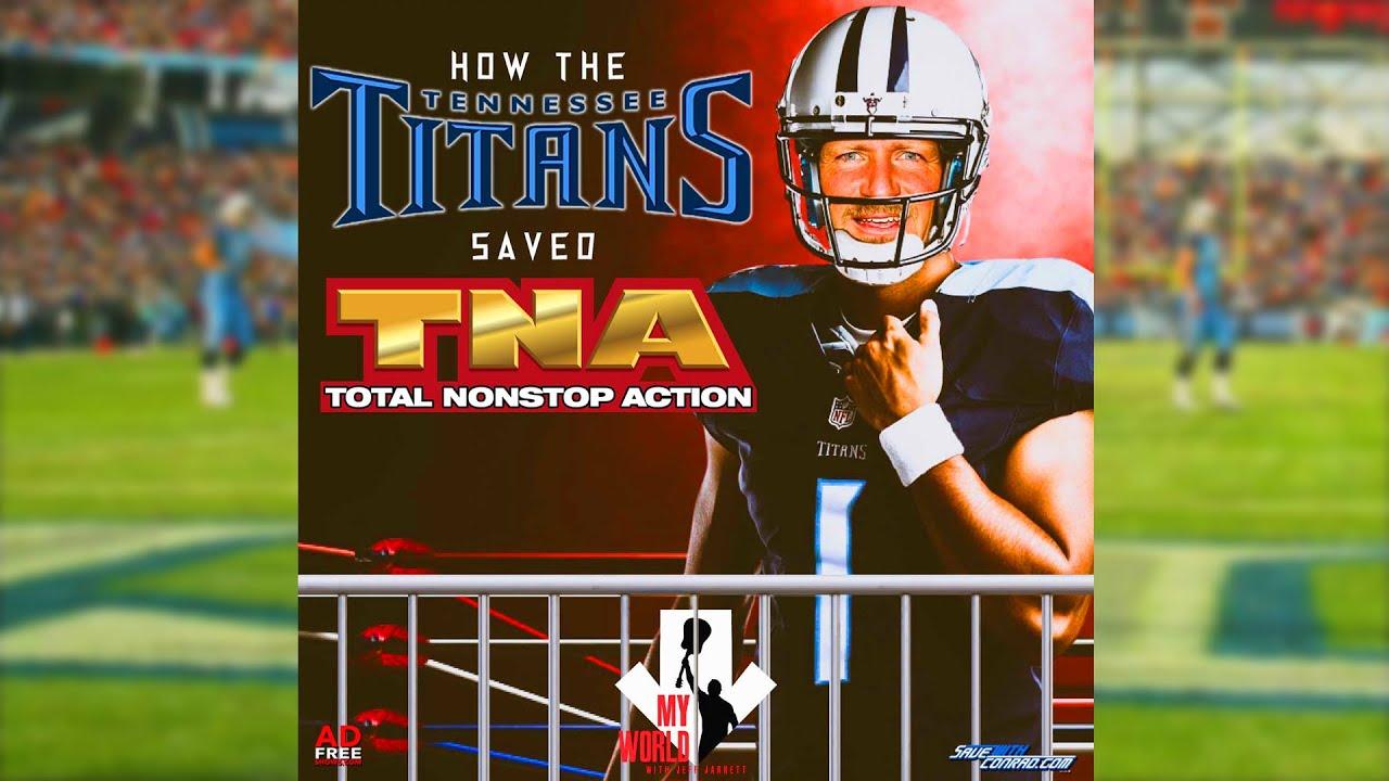 Jeff Jarrett Discusses How An NFL Team Helped Save TNA