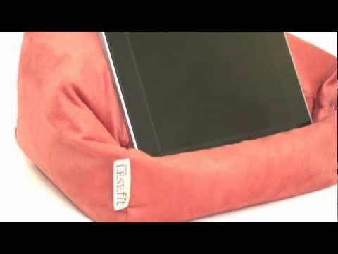 LESEfit Tablet Kissen für iPad* Lesekissen für Buch & eBook Reader