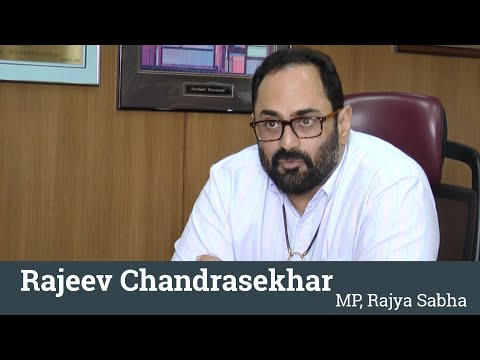Politics and investment are two different animals: Rajeev Chandrasekhar