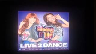 Shake It Up: Live 2 Dance - 6. Make Your Mark - Drew Ryan Scott