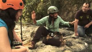 preview picture of video 'GeoAmbiente: Cañón Las Bocas  (1/3)'