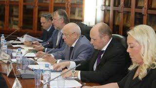 Cовместное заседание комитетов ТПП РФ