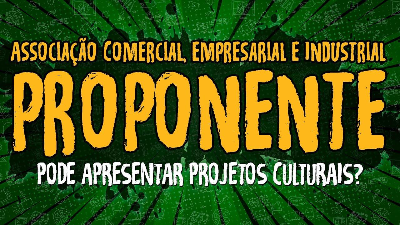 Associação Comercial, Empresarial e Industrial x Proponente