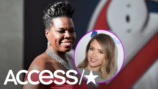 Leslie Jones Calls Jessica Alba's Honest Company 'A Nightmare' | Access