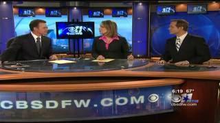 CBS DFW News Story: Tonya's Hughes (Part 1 of 3)