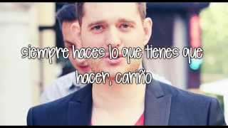 Michael Buble - Close Your Eyes |Traducida al español|