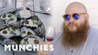 Action Bronson Drinks Frances Top Natural Wine - From Paris With Love (Part 1)