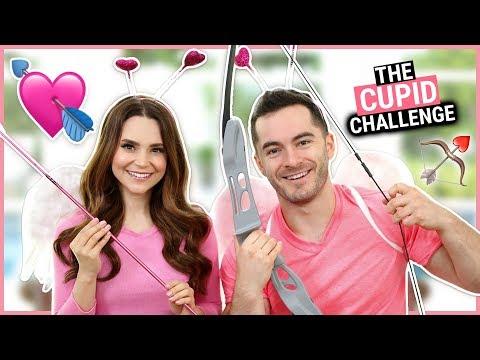 THE CUPID CHALLENGE! ft CaptainSparklez