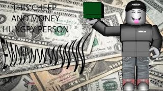 Roblox Is Money Hungry (GFX Timelapse)