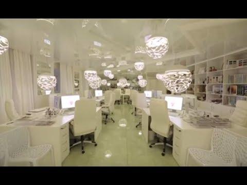 Создание офисного пространства от Виктории Файнблат