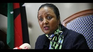 CS Amina Mohamed to announce the 2018 KCSE results