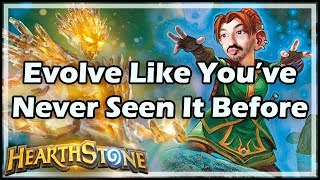Evolve Like You've Never Seen It Before - Witchwood / Hearthstone