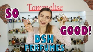 MY FAVOURITE DSH PERFUMES REVIEW | Tommelise