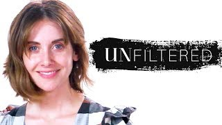 Alison Brie Opens Up About How GLOW Changed Her Mindset On Body Confidence | Unfiltered