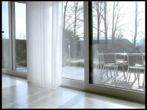 Video über Gardinen und Vorhänge mit spezieller Wave-Verarbeitung