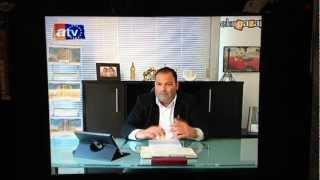 preview picture of video 'Atv yayını Orhun Saraçoğlu KKTC inşaat sektörü, Atv KIBRIS PROGRAM,'
