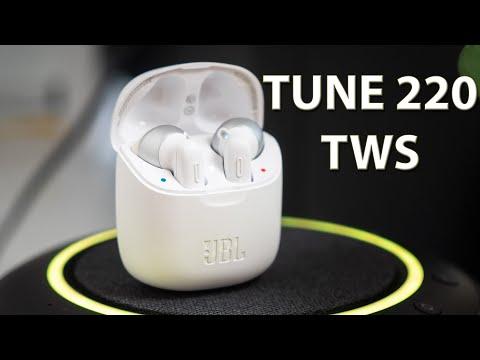 🔴 JBL Tune 220 🎧 buenos TWS por 80 Euros!, REVIEW en Español.