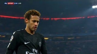 Neymar Vs Bayern Munich (Away) HD 1080i (05122017)