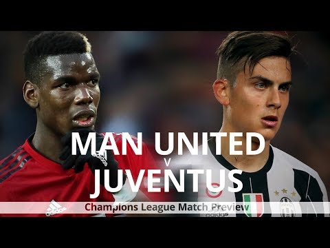 Manchester United v Juventus - Champions League Match Preview
