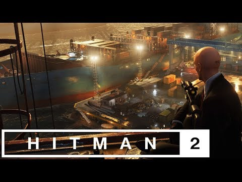 Hitman 2 #9 - Heavenly Guard Sniper Mission