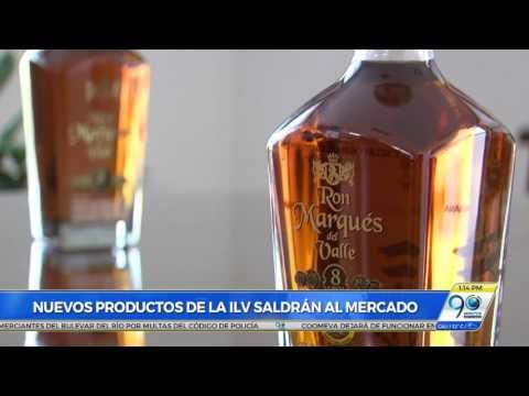 Industria de Licores venderá su tradicional Ron Marqués en Rusia y Holanda