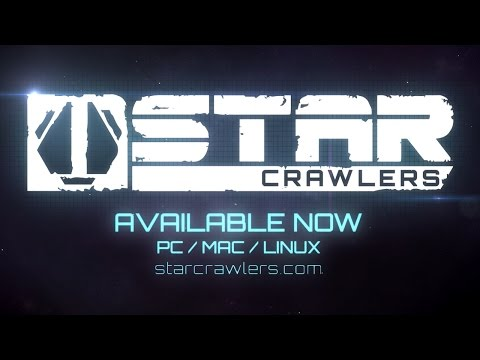 StarCrawlers Launch Trailer thumbnail