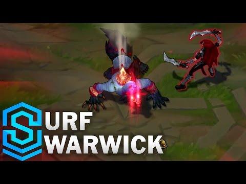 Warwick Con Heo Biển URF