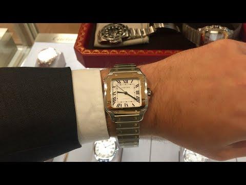 My Next Watch Part 2 – Cartier Santos