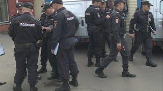 День работы сотрудников ППС в г. Красноярке