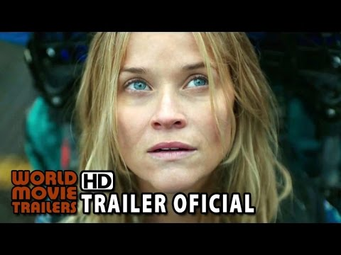 Livre Trailer Oficial Legendado (2015) - Resse Witherspoon HD