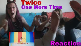 TWICE   One More Time MV Reaction (Gone Wrong)