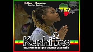 Koffee ~ Burning