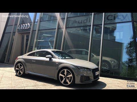 Ich kaufe mir mein neues Auto online! Audi TT Quantumgrau Edition! #limitiertt [Werbung]