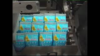 Fibre King WAP25 Case Packer - Gabletop Milk Cartons