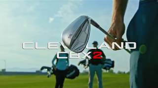 Cleveland CBX2 Wedge w/ Dynamic Gold 115 Steel Shaft Hero-video