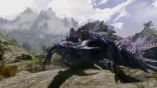 Skyrim Mod: Diverse Dragons Collection