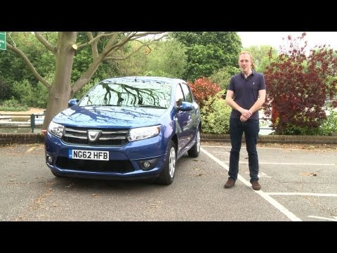 2013 Dacia Sandero long-term test first report