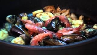 Cooking with MIBRASA: Seafood Special