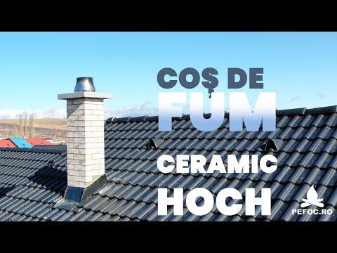 Constructia unui cos de fum Hoch - sistem profesional de horn