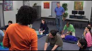 Heartsaver First Aid CPR AED Demo Video