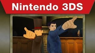 Picture of a game: Professor Layton Vs. Phoenix Wright: Ace Attorney
