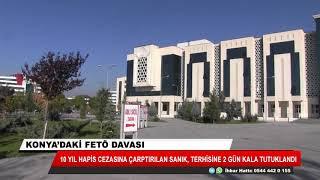Konya'daki FETÖ/PDY davasında karar!