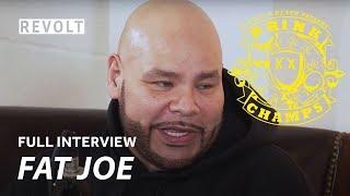 Fat Joe | Drink Champs (Full Episode)