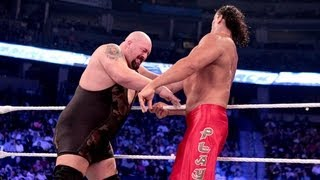 The Great Khali Vs. Big Show: SmackDown, July 13, 2012