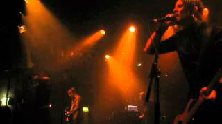Zeromancer - Need You Like A Drug Live @Musikzentrum Hannover 30.11.2013