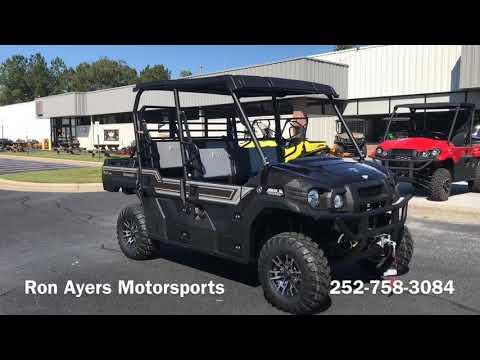 2019 Kawasaki Mule PRO-FXT Ranch Edition in Greenville, North Carolina - Video 1